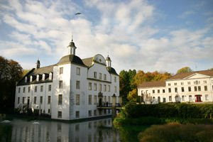Borbeck Castle in Essen